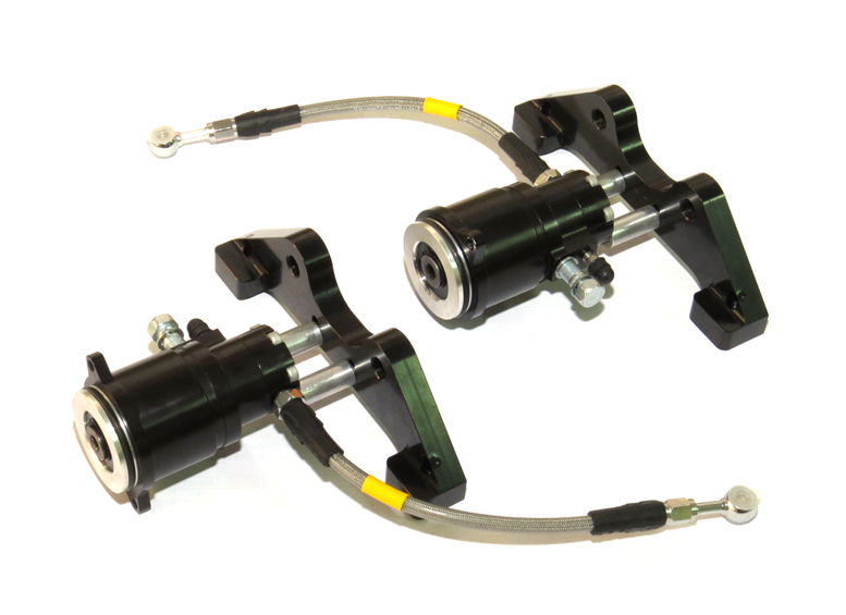 Electronic handbrake line locks now available!