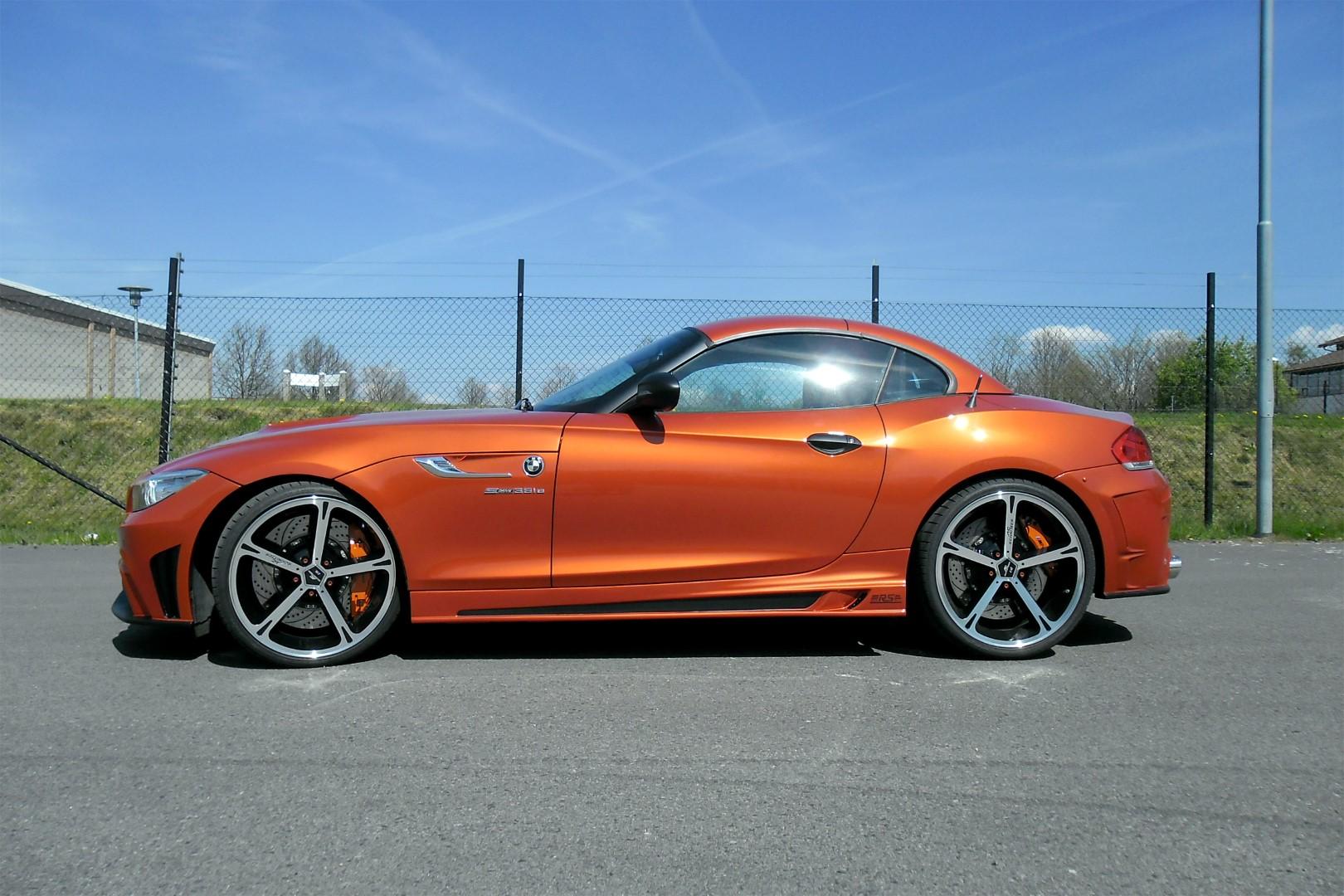 BMW Z4 brake kits